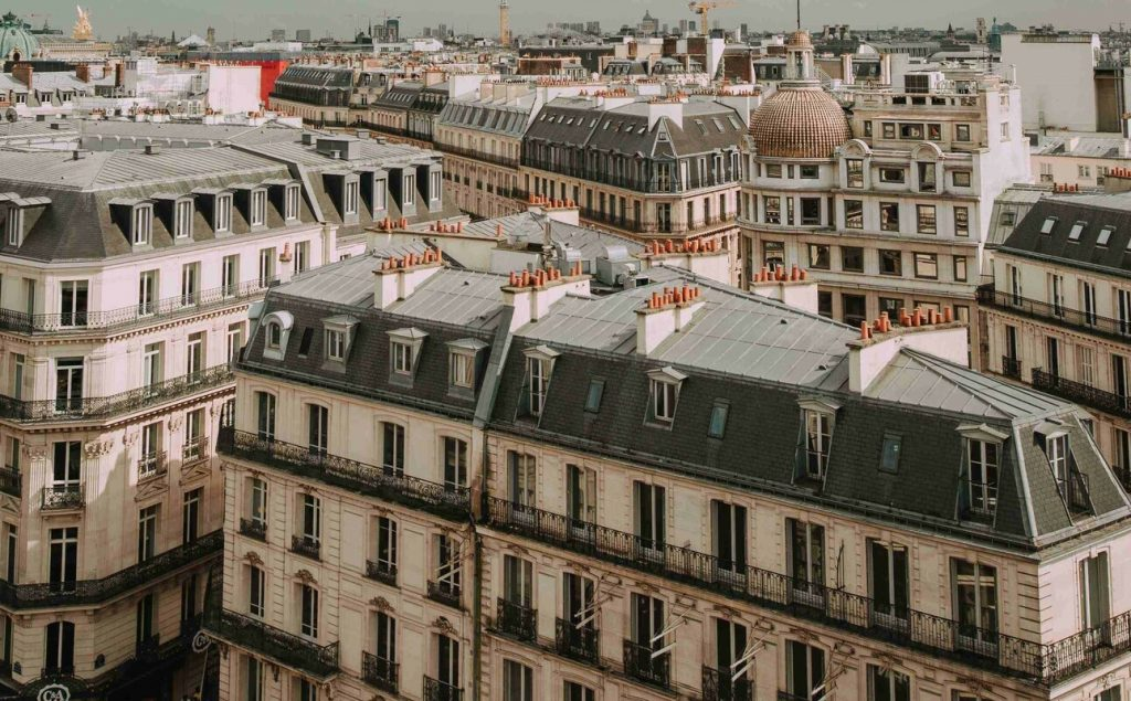 immobilier paris